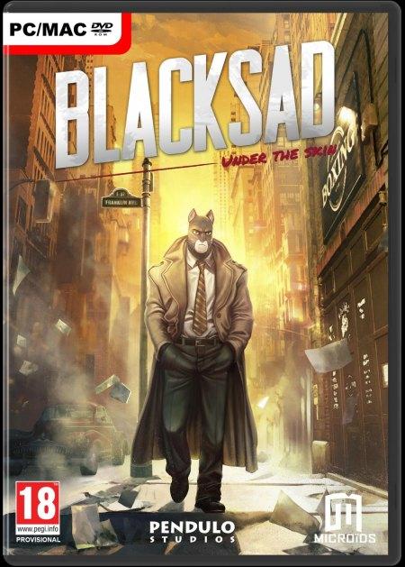 Blacksad Under the Skin v1 03 - PLAZA
