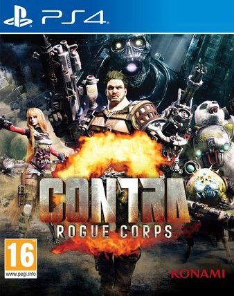 CONTRA ROGUE CORPS PS4-DUPLEX