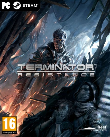 Terminator Resistance - 2019 - HOODLUM