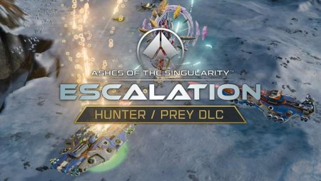 Ashes of the Singularity Escalation Hunter Prey MULTi6 - 2018 - PLAZA