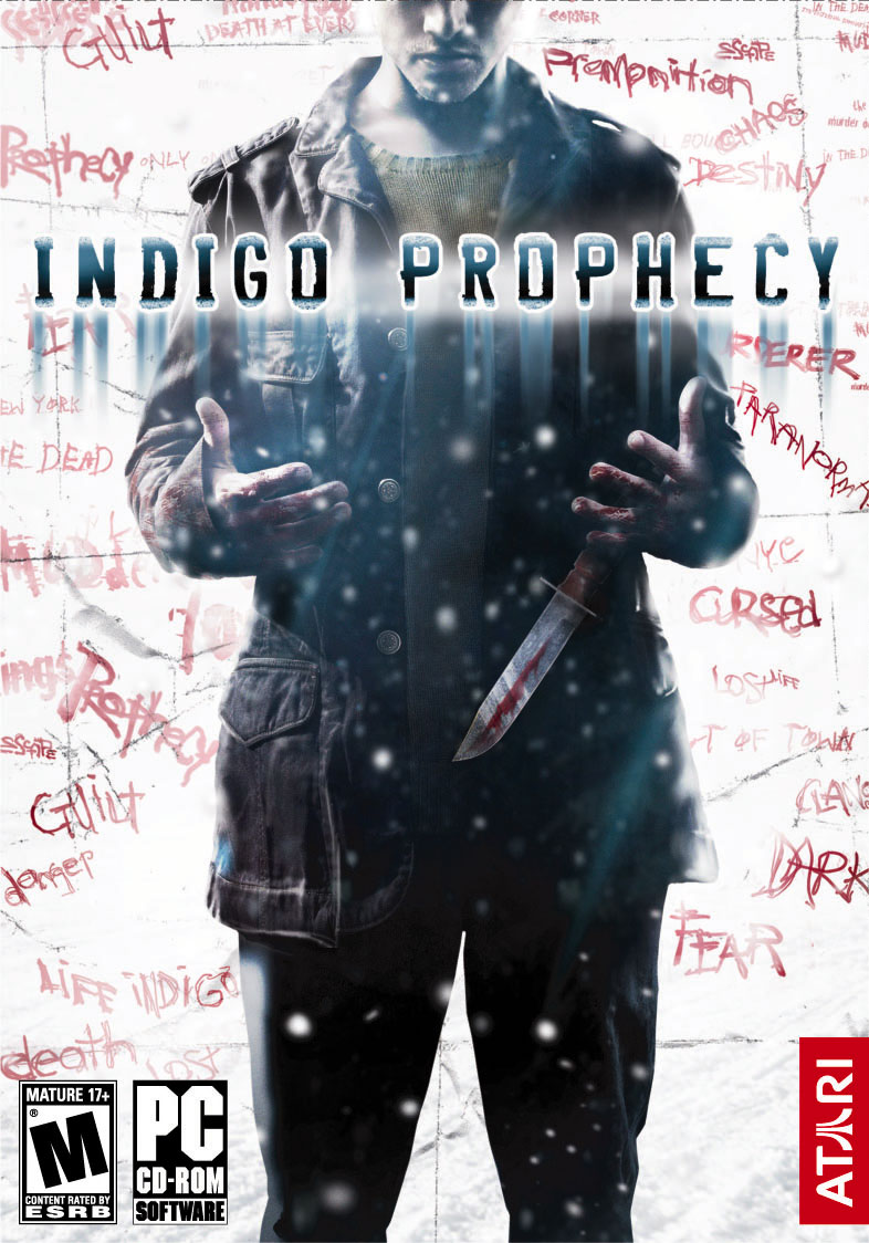 Fahrenheit Indigo Prophecy Resmi