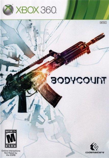 Bodycount - XBOX360