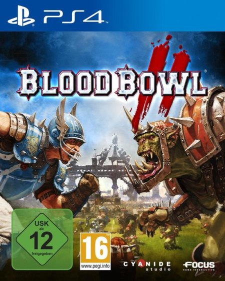 Blood Bowl 2 PS4 - DUPLEX