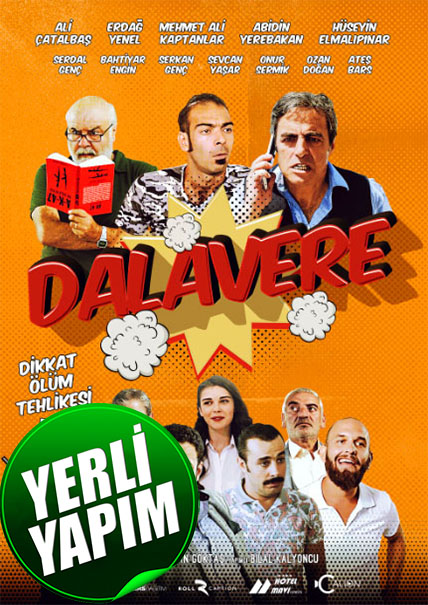 Dalavere - 2019 - WEB-DL - Komedi - Yerli - Sansürsüz