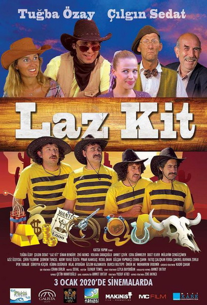Laz Kit - 2020 - WEB-DL - Komedi - Yerli - Sansürsüz