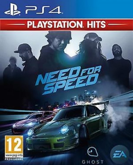 Need For Speed 2015 - PS4 - Unlimited
