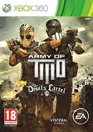 Army Of Two The Devils Cartel - XBOX360