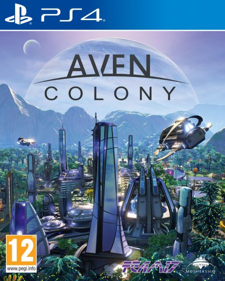 Aven Colony PS4 - BlaZe​