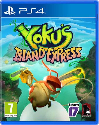 Yokus Island Express PS4-Playable