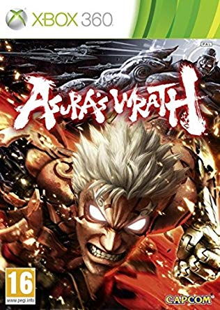 Asuras Wrath - XBOX360