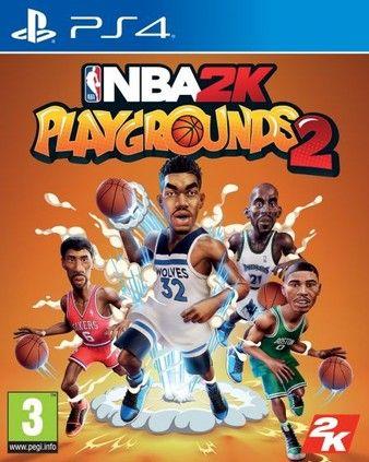 NBA 2K Playgrounds 2 PS4-Playable