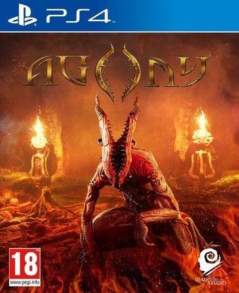 Agony PS4-Playable