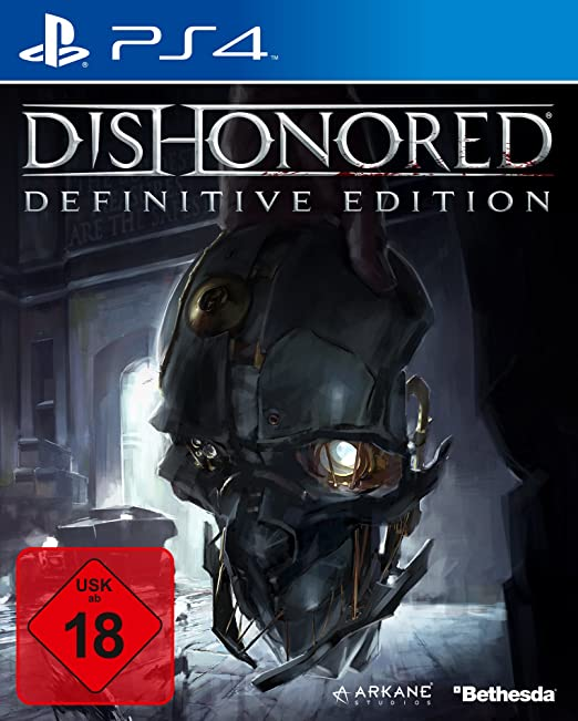 Dishonored Definitive Edition PROPER PS4 - Playable