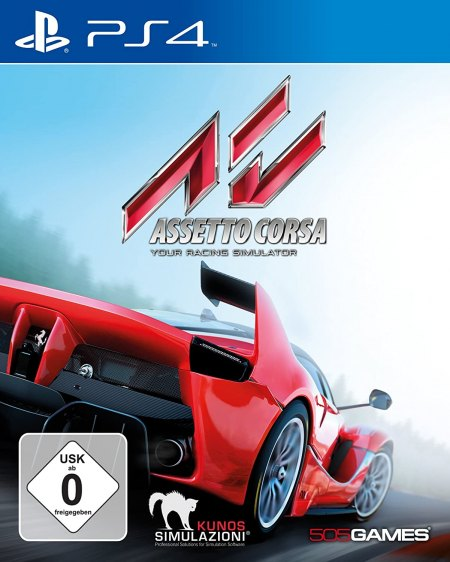 Assetto Corsa PS4 EUR CFW 405 - MarvTM​