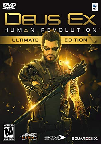 Deus Ex Human Revolution Ultimate Edition - MACOSX