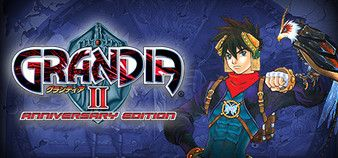 GRANDIA II HD Remaster - 2019 - PLAZA