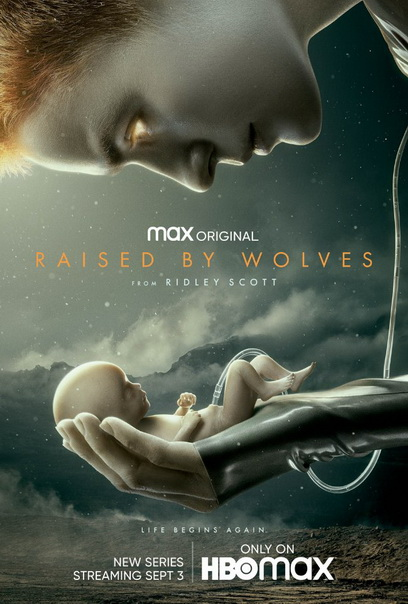 Raised by Wolves   S01E08-S01E09   WEBRip   x264   ION10