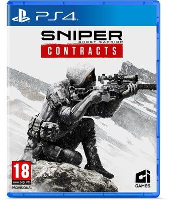 Sniper Ghost Warrior Contracts PS4-DUPLEX