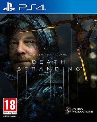 Death Stranding MULTI PS4-Playable