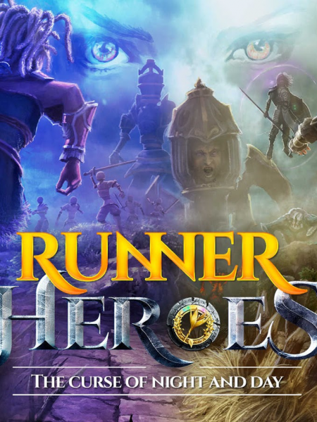 Runner Heroes The curse of night and day - HOODLUM