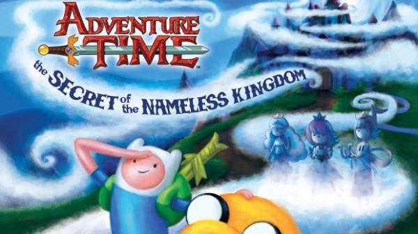 Adventure Time The Secret Of The Nameless Kingdom - XBOX360