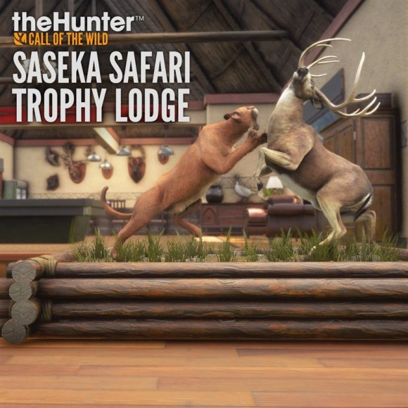 The Hunter Call of the Wild Saseka Safari Trophy Lodge - CODEX