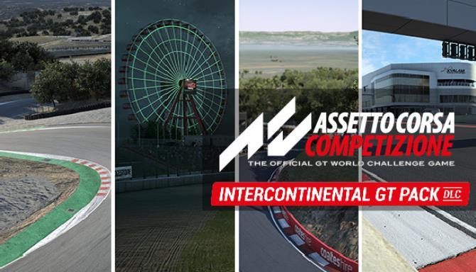 Assetto Corsa Competizione Intercontinental GT Pack - 2020 - CODEX