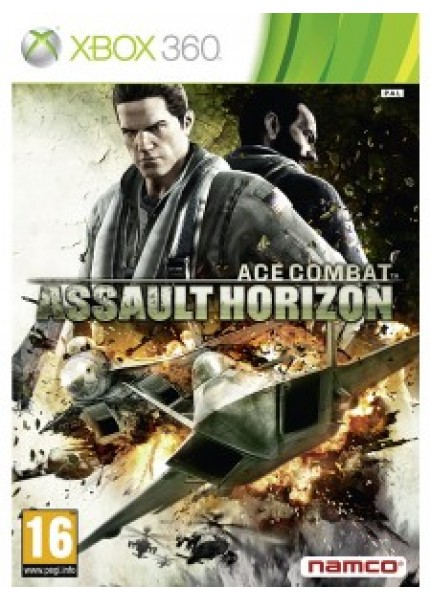 Ace Combat Assault Horizon - XBOX360