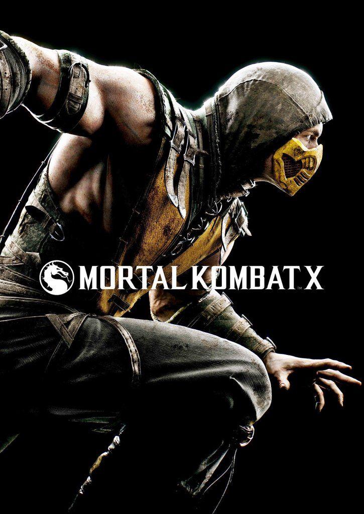 Mortal Kombat X - RePack