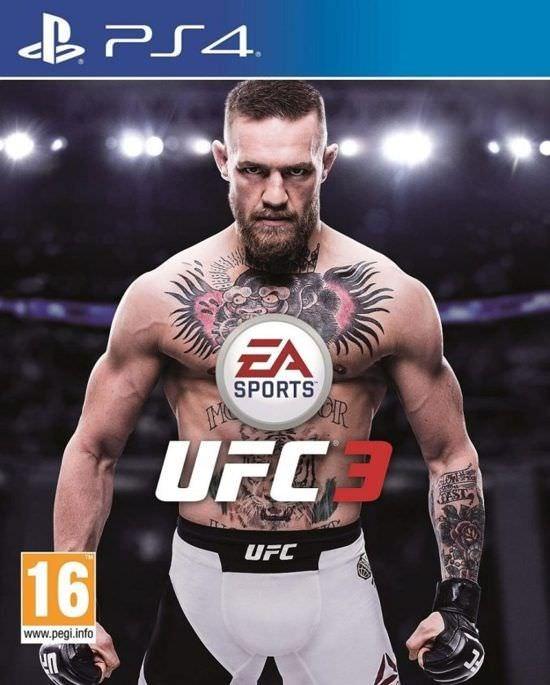 EA Sports UFC 3 PS4 - DUPLEX