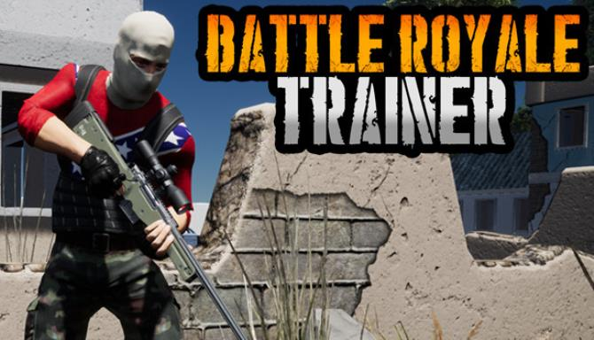 Battle Royale Trainer - 2020 - TiNYiSO