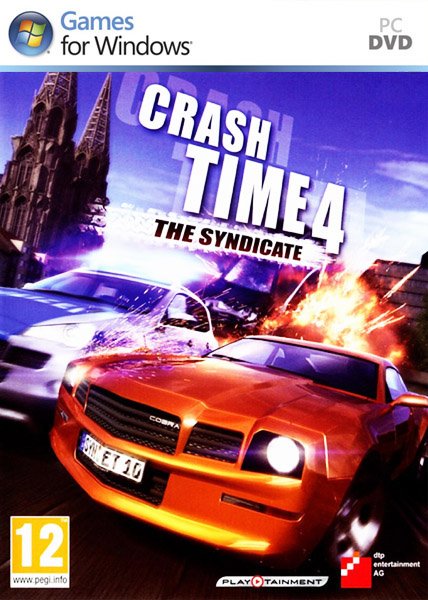 Crash Time 4: The Syndicate Oyunu 2010 (Fairlight)