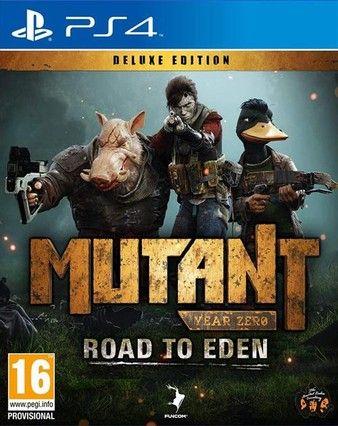 Mutant Year Zero Road to Eden PS4-DUPLEX