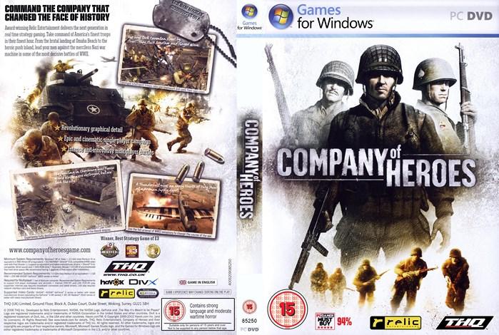 Company Of Heroes Crack.