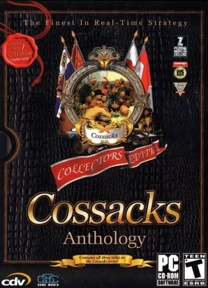 Cossacks Anthology GOG