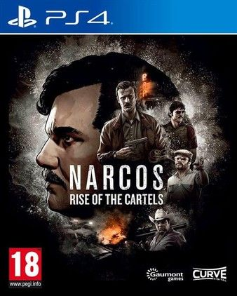 Narcos Rise of the Cartels PS4-DUPLEX
