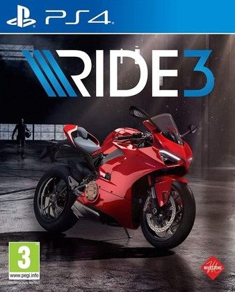 Ride 3 PS4-Playable
