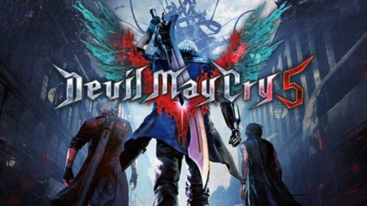 Devil May Cry 5 - 2020 - CODEX