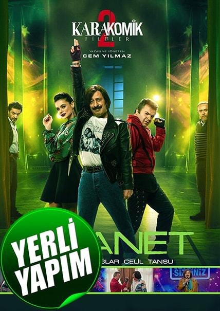 Karakomik Filmler: Emanet - 2020 - 1080p WEB-DL - Komedi, Dram - Yerli - Sansürsüz