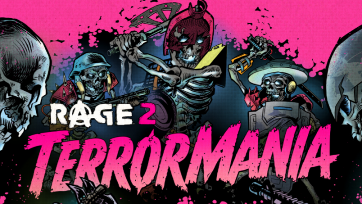 RAGE 2 TerrorMania - 2019 - CODEX