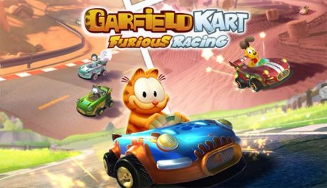 Garfield Kart Furious Racing - CODEX