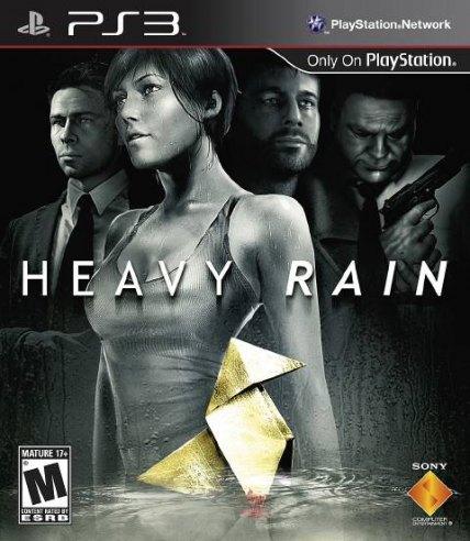 Heavy Rain USA - PS3