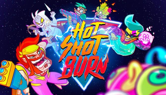 Hot Shot Burn - 2020 - DARKSiDERS