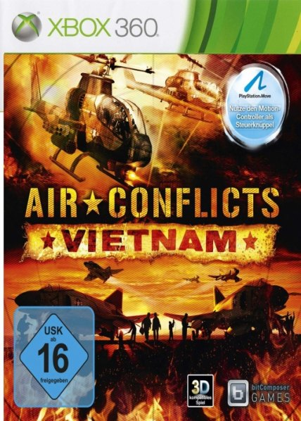 Air Conflicts Vietnam - XBOX360