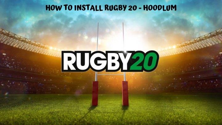 RUGBY 20 - HOODLUM