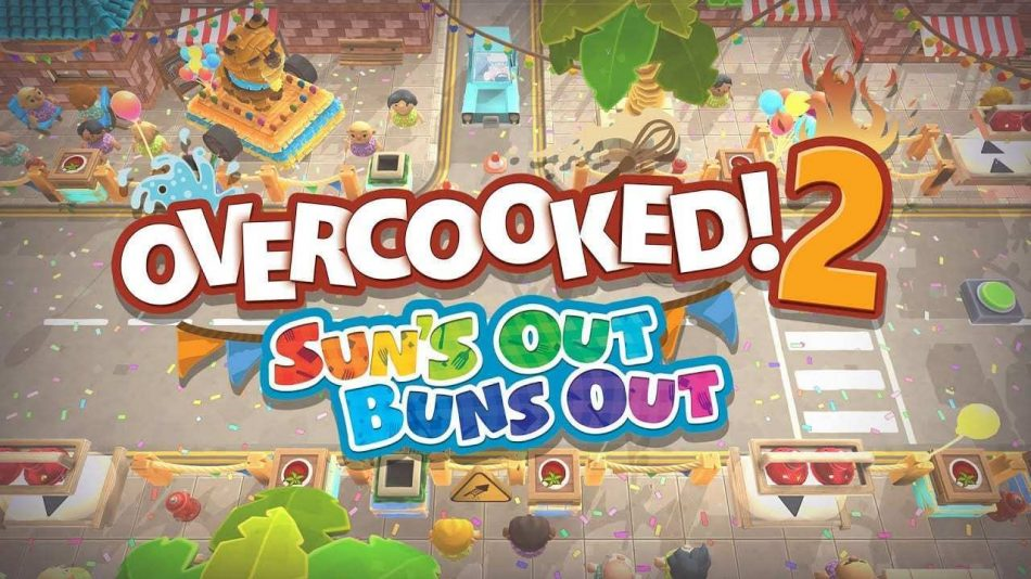 Overcooked 2 Suns Out Buns Out - 2020 - PLAZA
