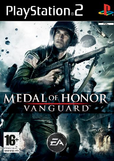 Medal Of Honor Vanguard - PS2