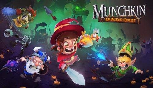 Munchkin Quacked Quest-HOODLUM