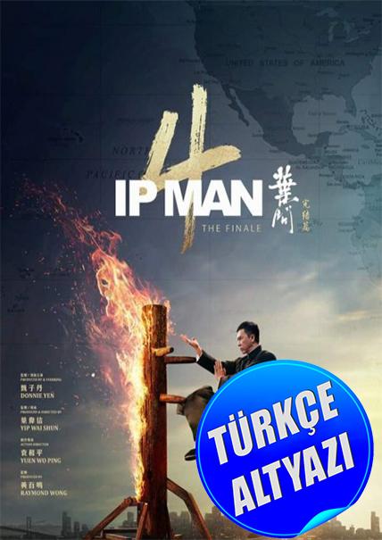 Ip Man 4: Final - 2019 - HC HDRip x264 - Aksiyon, Biyografi, Dram, Tarihi - TR Altyazı