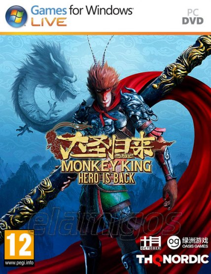 MONKEY KING HERO IS BACK - 2019 - CODEX
